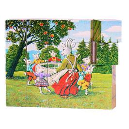 Würfelpuzzle Märchen