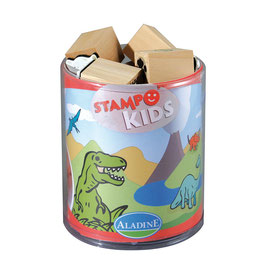 Stempel Box - Dinos