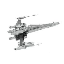 Metal Earth - Star Wars X-Wing Fighter Poe Dameron´s