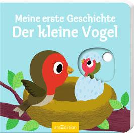 Der kleine Vogel - erste Geschichte
