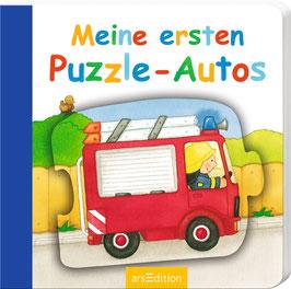 Puzzle Buch - Autos