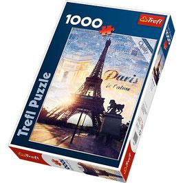 Paris im Morgengrauen