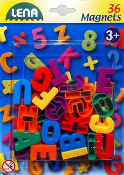 Magnet groß Buchstaben