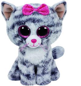 Kiki Katze grau - 15 cm