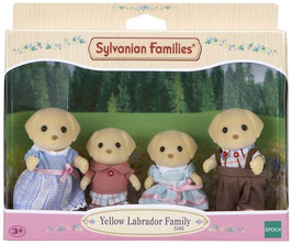 Labrador Familie Wedel