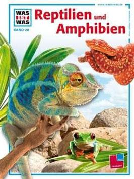 Was ist Was - Reptilien und Amphibien - Band 20