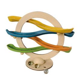 Kugelbahn Curvy Click Clack