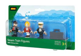 Bahn Reisende