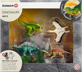 Mini Dinosaurier Set 2