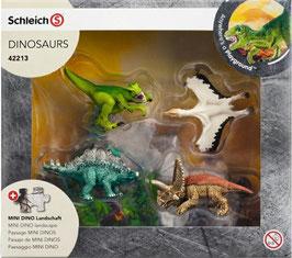 Mini Dinosaurier Set 2