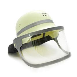 Feuerwehr-Helm