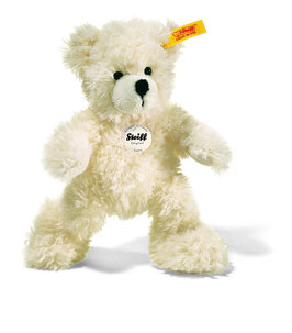 Teddybär weiß  - Lotte 18cm