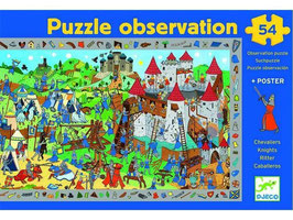 Observation Puzzle - Ritter