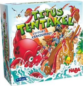 Titus Tentakel Spiel