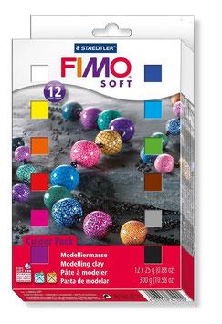 12 Fimo Soft
