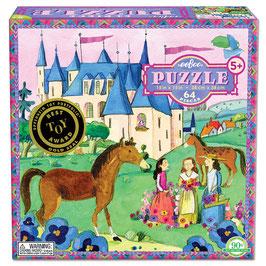Puzzle - Das Schloss 64 Teile