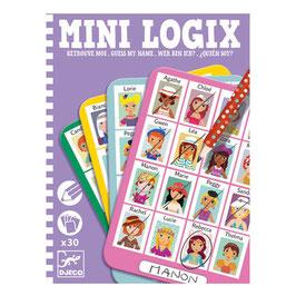 Guess my name - Mini Logix  - Wer bin ich