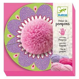 Pompon Maker