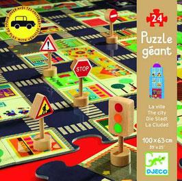 Puzzle Geant - Straße / City