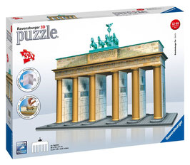 Brandenburger Tor Puzzle 3D