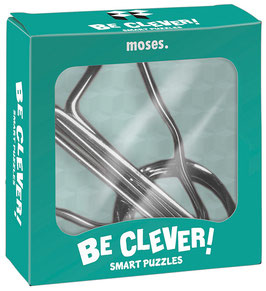 Smart Puzzles - Metall Knobelei - Knobelspiele