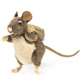 Ratte, sammelt gern