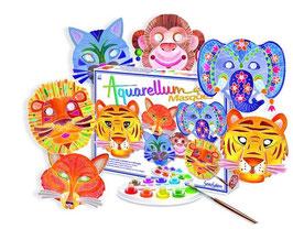 Aquarellum GM Masken