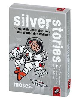 silver stories junior  - aus den Weiten des Weltalls