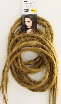 DREADLOCK MARRON