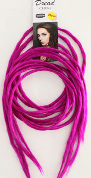 DREADLOCK FUCHSIA