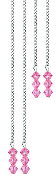 Chaines strass ROSE