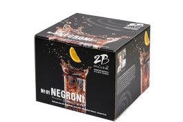 2B COCKTAILBOX NEGRONI -SIGNATURE COCKTAILS BY  ALBERT TRUMMER