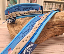 Halsband - Küstenlöper blau