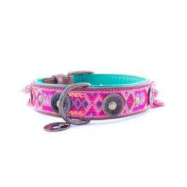 Halsband Boho - Rosa