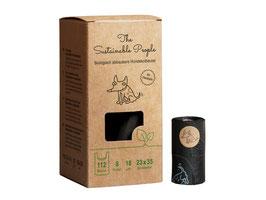 The Sustainable People - Hundekotbeutel mit Henkel