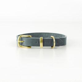 Butter Halsband - zeitlos Grau
