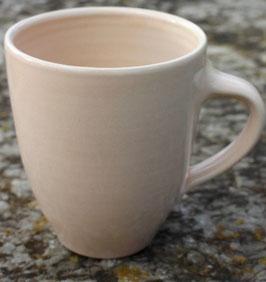 Becher Manu - Rosa -  ∅ 9,5cm,  H. 11cm, 350 ml