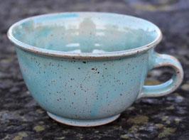 Caffee  - WMSB türkis-  ∅ 13,5cm,  H. 7,5 cm, 300 ml.