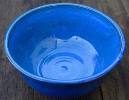 Müsli o. kl. Schüssel - blau - ∅ 17,5 cm, H. 8 cm