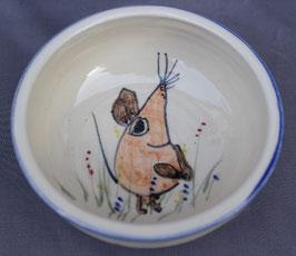 Kinder Schälchen - Maus - ∅ 12,5 cm, H. 5 cm