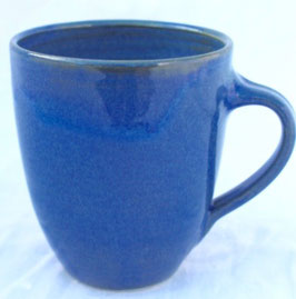 Becher Manu - Blau - . ∅ 9,5cm, H.11cm. 350 ml