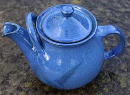 Teekanne- blau - 2 Liter