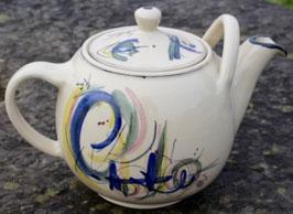 Teekanne,  - 90er -. 2,6 Liter.
