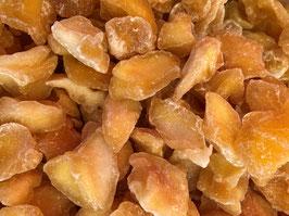 Apfelstücke (Tart) Kandiert
