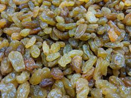 Weinbeeren Golden Jumbo, getrocknet, geschwefelt