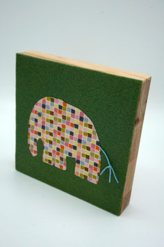 Bild Elefant Elmar