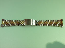 ROLEX STAINLESS/18K GOLD BAND