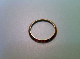 Rolex OEM 18k Yellow Gold Bezel Ring