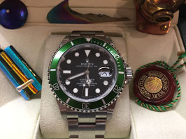 50TH  ANNIVERSARY SUBMARINER