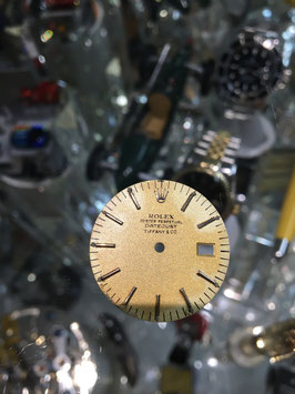 ROLEX MANS DIAL W TIFFANY& CO. VERY AGED LOOKING